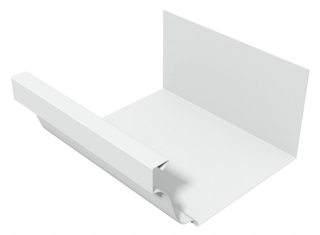 aluminium dakgoot R8