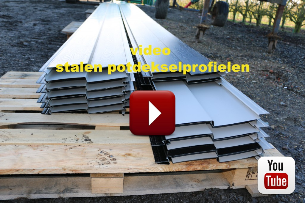 video stalen potdekselprofielen You Tube