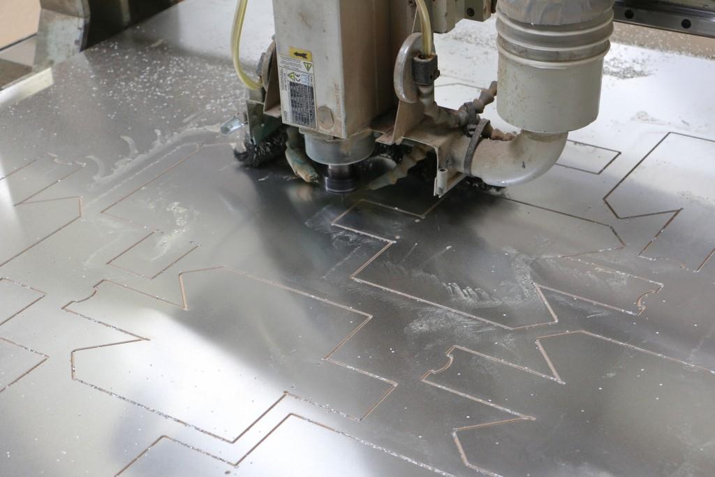 frezen aluminium zetwerk Raintec