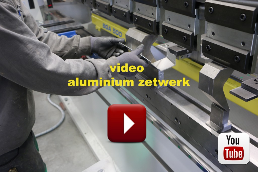 video aluminium zetwerk website