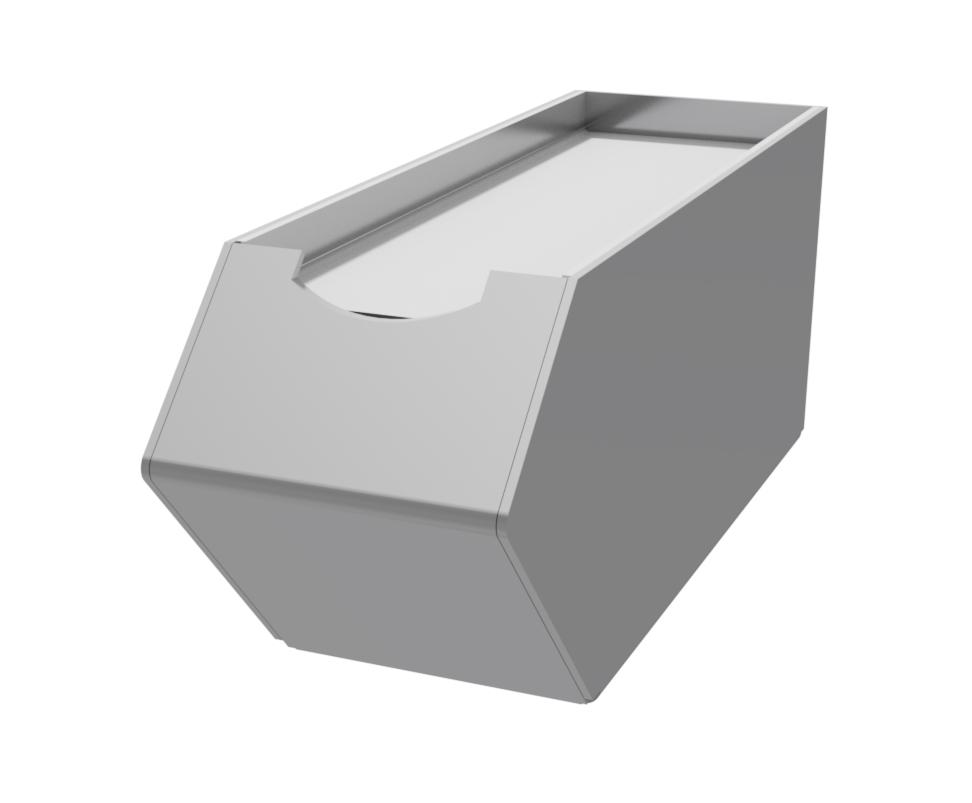 aluminium gootklos