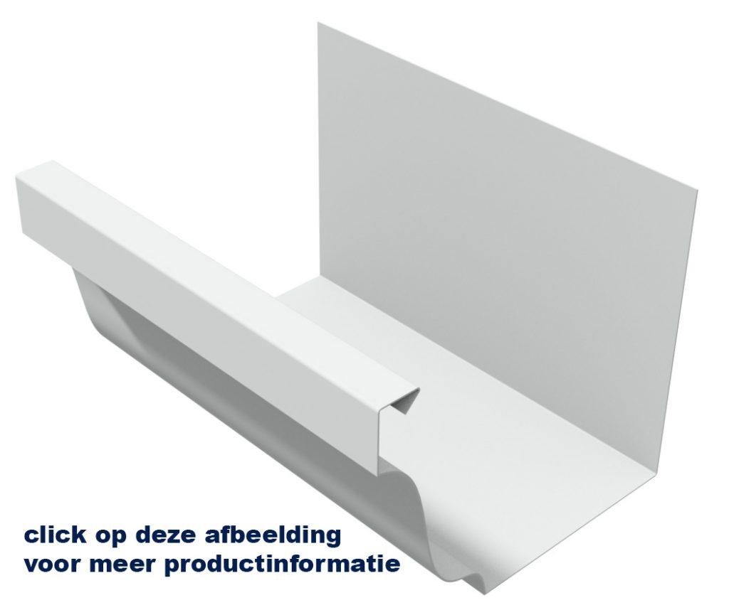 aluminium dakgoot R6 met link naar productpagina