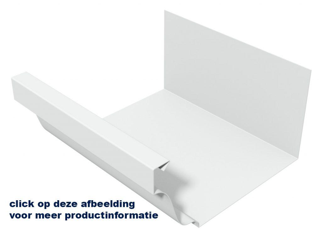 aluminium dakgoot R8 met link naar productpagina