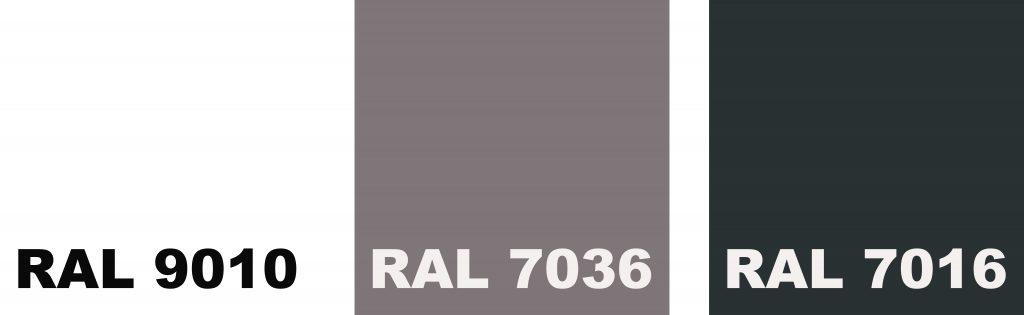 kleuren bakgoten B205