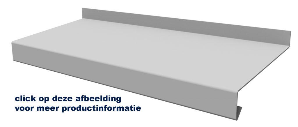 aluminium zetwerk Raintec waterslag