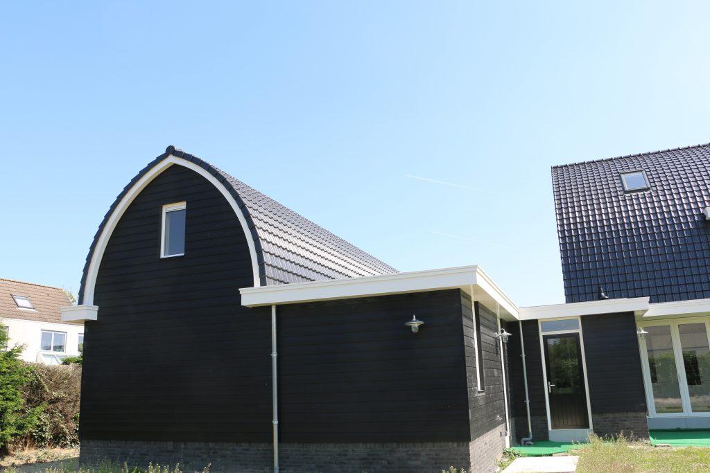 op maat gemaakte dakgoten en windveren