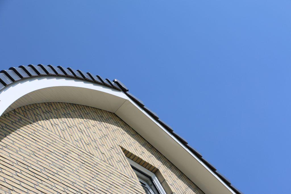 aluminium windveer onderzijde