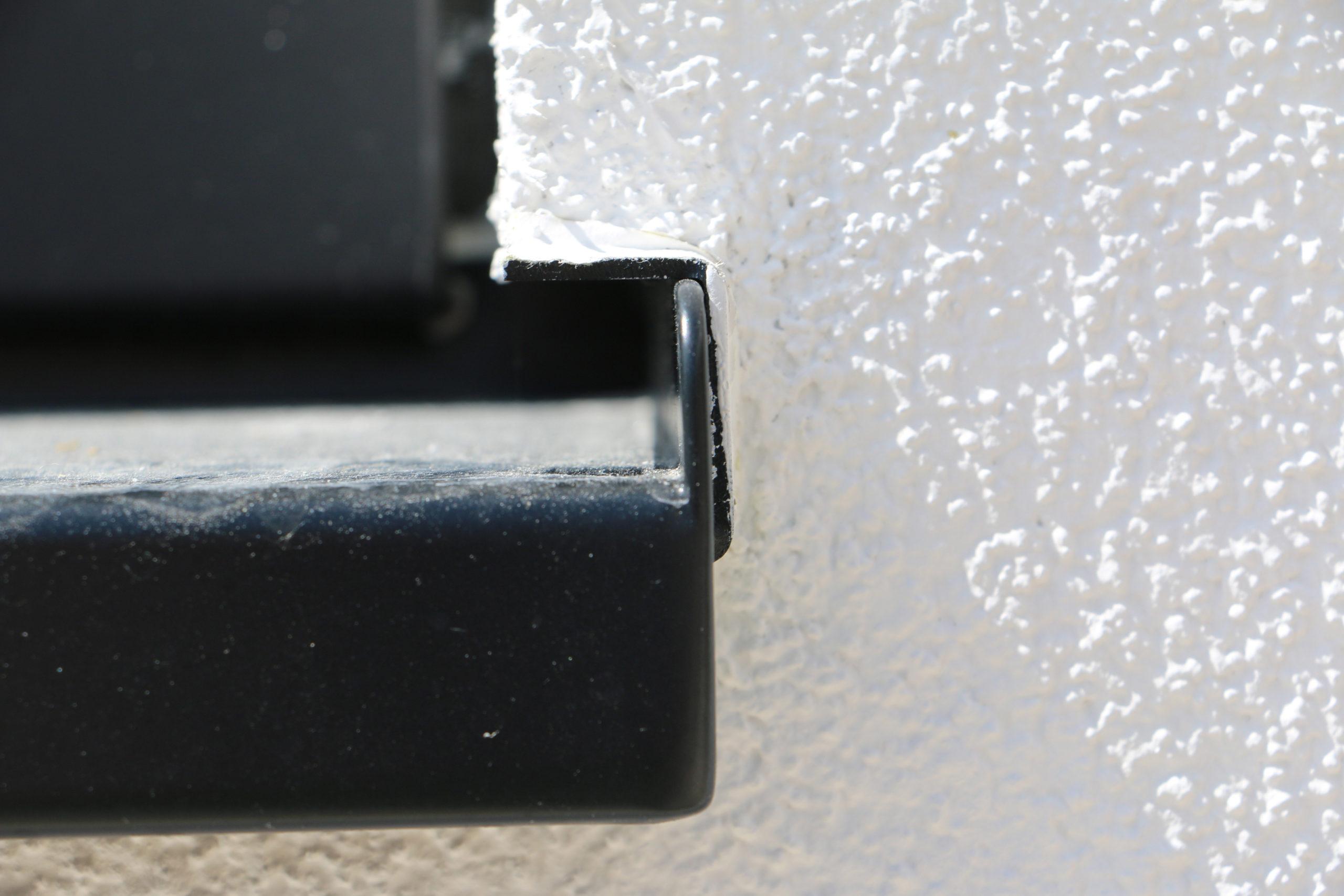 waterslag geschikt voor stucwerk met petje