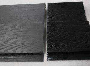 potdeksel mat zwart en glanzend zwart