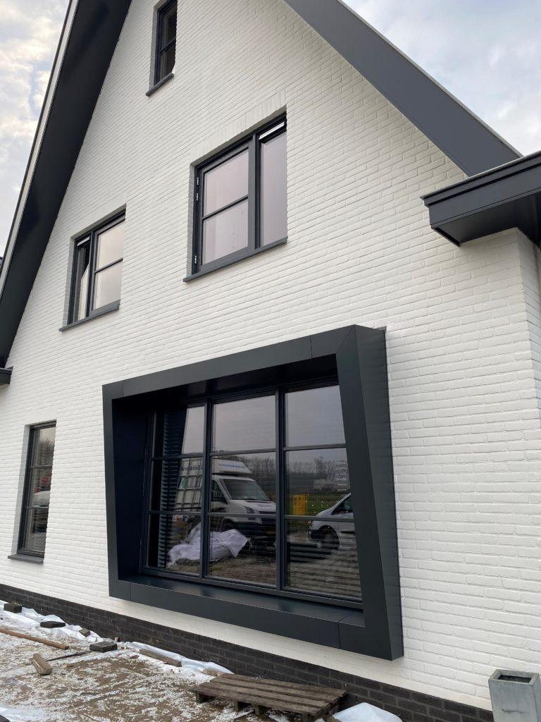 aluminium raamkader Lelystad